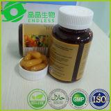 Capsula giallo-chiaro di Softgel del Ginseng della gelatina reale dell'OEM