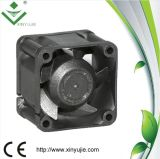 ventilateur de refroidissement de C.C de 40*40*28mm Hot 2016 Plastic Fan Made en Chine