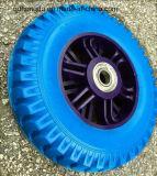 Rotelle di gomma solide del veicolo di pulizia della strada
