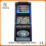 Máquina de juego de la ranura del juego de la ranura de fichas video de la tarjeta