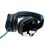 Best Sound Stereo Studio Wired USB Gaming Headphone/Headset with Mic