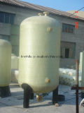 エポキシFRP水フィルタータンクが付いているPEはさみ金