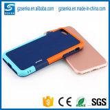 Het beste het Verkopen Geval van de Telefoon van de Cel van Walnutt van Punten Hybride Schokbestendige voor iPhone 7/7 plus