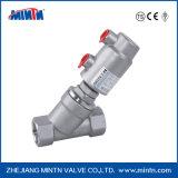 Питательный клапан соединения резьбы Mintn G3-a пневматический