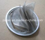 filtre de treillis métallique de /Alloy de l'acier inoxydable 304/316/316L (air/eau/carburant /huile de filtre)