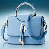 2017 nuove borse casuali di cuoio delle donne dei sacchetti di spalla delle signore dell'unità di elaborazione