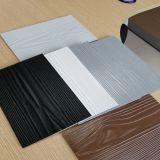 Панель Siding планки внапуска цемента волокна зерна метки Ce австралийская стандартная деревянная
