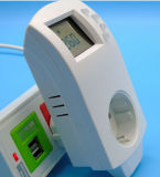 0.5 Grad schließen Thermostat mit EU-Kontaktbuchse an