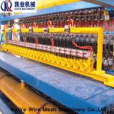 自動補強鋼鉄網パネルの溶接機