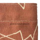 Sac personnalisé de coton d'achats de main de qualité (HBG-007)