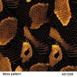 Пленка Wdf675 печатание перехода воды конструкции животной кожи ширины Kingtop 0.5m