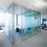 Verres de sûreté durcis pour la cloison de séparation intérieure de bureau