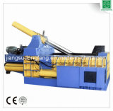 Presse hydraulique de mitraille d'éjection latérale