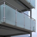 Stainless spécial Steell Glass Clamp pour Handrail Tube (CR-060)