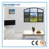 Structure d'interruption de Roomeye et chaleur thermique et isolation saine Windows en aluminium avec la moustiquaire (RMAW-15)