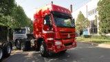 LHD/Rhd 6X4 380HP HOWO Hochleistungstraktor-Kopf/Traktor-LKW