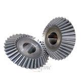 Aluminium Druckguss-mechanisches Kegelradgetriebe/Rad-Gang