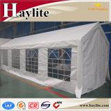 16X22 effacent la tente imperméable à l'eau de noce extérieure de chapiteau avec des pièces d'écran
