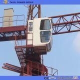 Fornecedores famosos do guindaste de torre do edifício Qtz125 de China (6015)