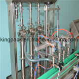 Vier-Köpfe Volle-Automastic Soße-Füllmaschine