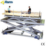Ciseaux de Marco Twin Lift Table dans Warehouse