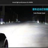 Iluminación sin error LED de la luz H7 LED del coche del coche 60W Canbus del LED para los bulbos autos LED H7 H1 H3 Hb3 Hb4 de la linterna H11 LED H1 LED del coche LED
