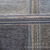 Tissu 100% teint de fils de polyesters de Chenille de capitonnage pour la maison