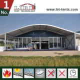 Structure extérieure de tente d'Arcum de célébration de 500 personnes