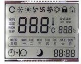 Pin Tn 70 числа индикации экрана D6 LCD