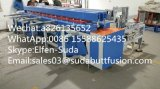 Machine en plastique de soudage bout à bout de feuille de Dh1500 Dh1500