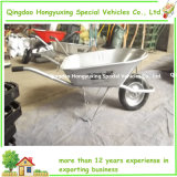 남아메리카 Market를 위한 높은 Quality Salable Industrial Wheelbarrows