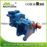 Abrasion horizontale et pompe résistante à la corrosion de boue