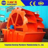 PS2600 바퀴 세척 기계 모래 세탁기