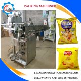 Machine à emballer de pommes chips avec le dispositif de Jnjection d'azote