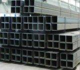 Tubo de acero de la sección hueco cuadrada Q235/tubo de acero galvanizado en baño caliente