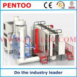 Macchina di rivestimento della polvere per il rivestimento della polvere con la capacità elevata