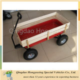 Carro plástico da ferramenta de jardim do carro de jardim (TC1817)