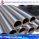 Tubulação de aço inoxidável do revestimento do espelho em SUS304 316
