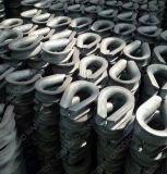Estampage de la cosse de câble métallique de gousset de soudure de tube