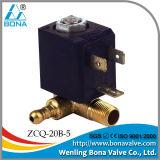 Válvula de solenóide para o vapor, água, ar (ZCQ-20B-5)