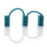 никеля шариков неодимия 216PCS 3mm магниты шариков сфер кубика магнитного нео волшебные