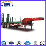 40-70 Tons Strong Cargo Lowbed Trailer à vendre