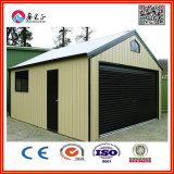 Casa de la estructura de acero/almacén/taller galvanizados o pintados