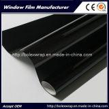 5%、15%、25%の35%黒いカラーWindowsのフィルム、太陽Windowsのフィルム