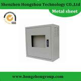 Fabricación de metal galvanizada de hoja para la cabina de distribución de potencia