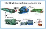 Machine manuelle employée couramment de brique d'argile du best-seller petite (0086 15038222403)
