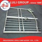 Galvanized Iron Draht-schiebendes Gatter-Stahlpfosten