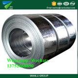 La vente en gros a laminé à froid la bande en acier galvanisée par bobine en acier