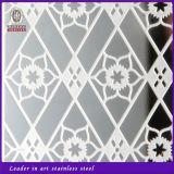Preiswerte dekoratives Edelstahl-Blatt des Preis-316 hergestellt worden in China