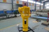 testa di rivestimento 30kw del motore della testa di azionamento della superficie della pompa di vite del rotore e dello statore di 73mm Pcp